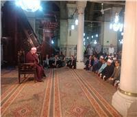 بدء احتفالية «العاشر من رمضان» بالسيدة زينب