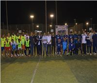 «الطيران» تفتتح دورة العاملين الرمضانية لكرة القدم الخماسية بـ«إيروسبورت»