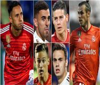 تقارير إسبانية: رحيل 14 لاعبًا عن ريال مدريد