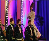 فرقة «أبو شعر» تتألق بحفلها بدار الأوبرا المصرية (صور)
