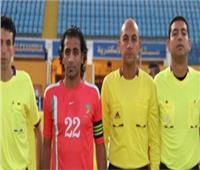 اتحاد الكرة يعلن اسم حكم مباراة الأهلي وإنبي
