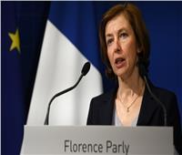 وزيرة الدفاع الفرنسية تدين الاستفزازات التركية بالمنطقة الاقتصادية لقبرص
