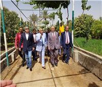 وزير الري ومحافظ المنيا يفتتحان مؤتمر «روابط مستخدمي المياه»