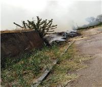 إصابة 29 عاملا في حريق المنطقة الصناعية بكفر الدوار