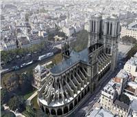 صور|مصممون يقترحون إنشاء «تصميم بيئي» لكاتدرائية نوتردام