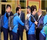بعثة الزمالك تؤدي صلاة الجمعة في مسجد فندق الإقامة بالمغرب