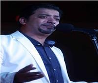 علي الهلباوي في ليلة إنشاد رمضانية على المكشوف بالأوبرا