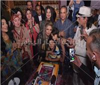 صور  الإعلامية شذا شعبان تحتفل بعيد ميلاد أبنائها بحضور الفنانين