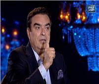 فيديو| بهذه الكلمات.. جورج قرداحي يتغزل في مصر والمصريين