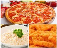 فطارك عندنا | بيتزا الببروني - بطاطس فريسكاس