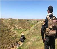 داعش يغزو قرية في الموصل