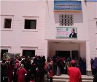 علاج 2379 مواطنا ضمن «حياة كريمة» بالمجان في قرية بالشرقية