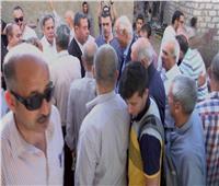 السفير اللوح يزور الجالية الفلسطينية في الشرقية