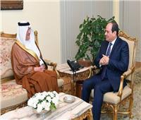 «السيسي» يؤكد وقوف مصر ضد المحاولات الساعية للنيل من أمن السعودية
