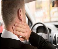 نصائح للتخلص من أوجاع الجسم أثناء القيادة