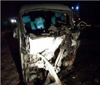 النيابة تصرح بدفن ضحايا حادث ميكروباص أطفيح