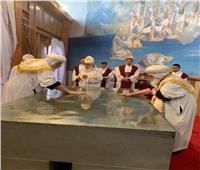 البابا تواضروس يدشن  كنيسة العذراء وأبي سيفين بمدينة أونا الألمانية