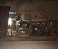 صور| 3 مقاهي بدون ترخيص أسفل عقار الحي الراقي