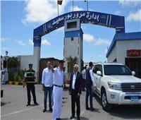 محافظ بورسعيد يشيد بمنظومة «المرور» الناجحة
