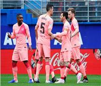 برشلونة ينهي الدوري الأسباني بتعادل مع ابيار