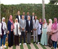 عاجل| السيسي يشهد إفطار رمضان مع بعض المواطنين في مقر إقامته «صور وفيديو»