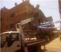 محافظ القليوبية يستجيب لمطلب أهالي حي شرق بعزبة البكري