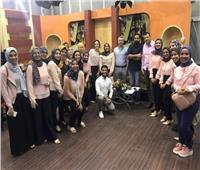 «فعل ماضي».. مشروع تخرج بـ«إعلام القاهرة»