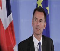 وزير خارجية بريطانيا يحجم عن الإفصاح عن نواياه بشأن الترشح لرئاسة الحكومة