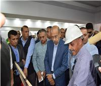 إسماعيل يوجه بسرعة الانتهاء من أعمال تطوير ستاد الإسماعيلية