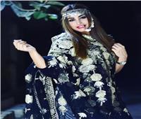صور| ملكة جمال سوريا بـ«الزي الهندي»