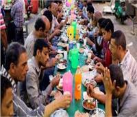 «موائد الرحمن» فى شهر رمضان أزهى صور التكافل والروحانيات
