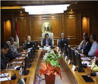 وزير التعليم العالي يرأس اجتماع صندوق العلوم والتنمية التكنولوجية