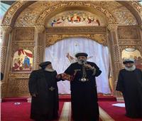 البابا تواضروس: الأوضاع في مصر تتحسن على كافة المستويات