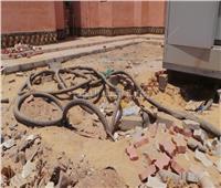 استياء سكان مدينة أسوان الجديدة بسبب انقطاع الكهرباء