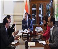 «مدبولي» يلتقي مايا مرسي لمتابعة تكليفات الرئيس