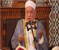 شاهد| أحمد عمر هاشم يروي «احاديث قدسية» تُحث على الرضا