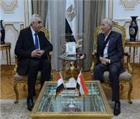 «الإنتاج الحربي» تبحث سبل تعزيز التعاون المشترك مع العراق