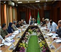 اللجنة العليا للاستثمار بالدقهلية توافق على إقامة صوامع جديدة