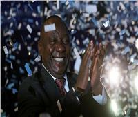 «سيريل رامابوسا» رئيسٌ من جديد لجنوب أفريقيا