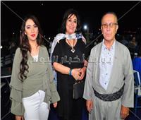 صور| سهير المرشدي وآية عبد الله في سحور الاتحاد الوطني الكردستاني