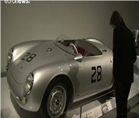 شاهد| أقدم سيارة بورش في العالم طراز 64 في مزاد