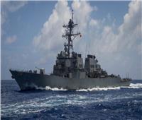 الصين تقدم احتجاجا بشأن عبور سفينتين حربيتين مضيق تايوان