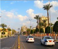بسبب الحر| شوارع بورسعيد خالية.. والأهالي على الشواطىء