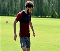 صور| ليفربول بقيادة «محمد صلاح» يستعد لنهائي أبطال أوروبا