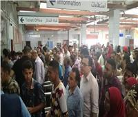 المترو: الدفع بقطارات إضافية بالمحطات لامتصاص الزحام