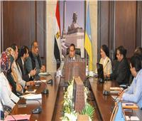 قنصوه: إنشاء مركز تدريب إقليمي باٍلإسكندرية لتنمية القدرات وإعداد القادة