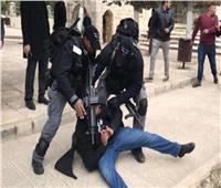 إصابة عشرات الفلسطينيين بالاختناق خلال قمع الاحتلال مسيرة كفر قدوم الأسبوعية