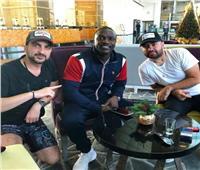 جورج فرحة يتعاون مع المطربين العالميين سوبر ساكو و إيكون