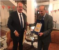 مصر تشارك في اجتماعات اعتماد ميزانية الاتحاد الإفريقي