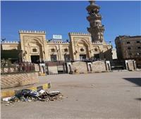 صور| الإهمال يهدد مسجد «سيدي شبل الأسود» بالانهيار